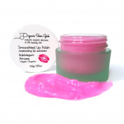 Lip Scrub - Smoochies! Exfoliating Lip Polish - Vegan Organic - 24g (Bubblegum Princess