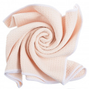 Sinland Microfiber Towel Waffle Weave Design Ultra Absorbent and Soft Hair Drying Towel Bath Towel 20Inchx40Inch