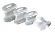 Visco-Gel Toe Spacers, Medium, 4/pk