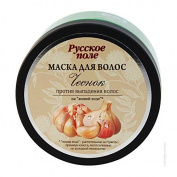 "Hair Loss & Regrowth Mask w/ Garlic, on ""Living Water"", 8.45 oz/ 250 ml"