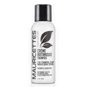 Mauricettes Créme Botanique 3-in-1 Shampoo 60ml Bottle Perfect For Travel Or Just To Try