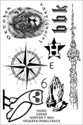 Drake Temporary Tattoos Sheet