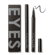 Rosabeauty New Professional Liquid Eyeliner Pen Eye Liner Pencil 24 Hours Long Lasting Water-Proof