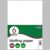 County A4 Blotting Paper