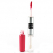 Sungpunet 18 Available Colours Lip Duo Lip Gloss Moisturising Lip Oil 2 in 1