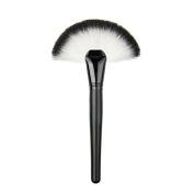 Professional Single Makeup Blush Fan Brush