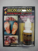 Hong n osan - Premium Plus Liquid Antifungal Feet Nails body Relief Ringworm, Itching, Burning, Cracking, Irritation and Scaling 30ml