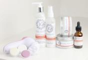 Skin Care Set - Vitamin C Citrus Kiss Antioxidant Kit - Normal to Combination Organic & Natural Skincare Kit