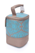 Baby Bottle Bag - Insulated Cool and Warm Carrier A Durable And Convenient - Tote For Daycare