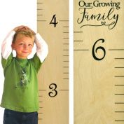 Growth Chart Art Presents