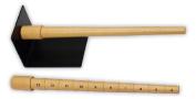 HAWK Wooden Step Ring Mandrel Set With Steel Work Platform