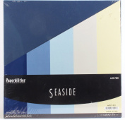Paperbilities Seaside Cardstock 25 sheets 12 x 12