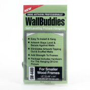 Wall Buddies Hanger for Small Wood Picture Frames - Set of 3