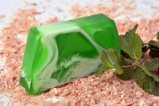 Natural Handmade Soap With the Scent of Mountain Mint