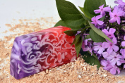Natural Handmade Soap With the Scent of Lilac
