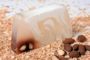 Natural Aromatic Handmade Soap With Almond