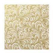 C.R. Gibson Gold Gift Wrap