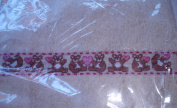 Country Teddy Towels Counted Cross Stitch Kit #1644