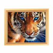 Gsha Vivid Tiger DIY Diamond Painting Cross Stitch