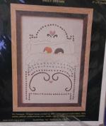 Sweet Dreams Candlewicking Kit Art. 326
