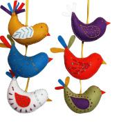 Corinne Lapierre Felt Summer Birds