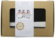 Corinne Lapierre Felt Baby Penguins Kit