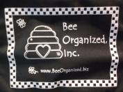 Bee Organised Black *Scrapbook* Tote