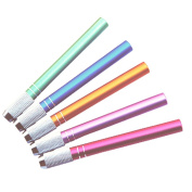 5pcs New Alumimium Pencil Lengthener Pencil Extender