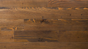 Stikwood Reclaimed Pine Wall Decor, Vandyke/Brown