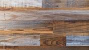 Stikwood Reclaimed Pine Wall Decor, Sierra Silver/Dark Brown