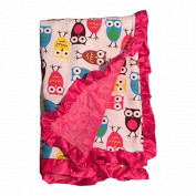 BayB Brand Blanket - Owl