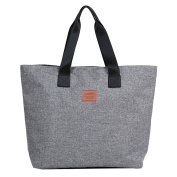 Stylish Large Capacity Tote Nappy Bag for Moms