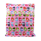 Nappy Bags, Homure Waterproof Baby Wet and Dry Cloth Nappy Bags