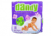 Dandy Disposable Baby Nappies