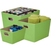 Honey-Can-Do Tote Kit,Green