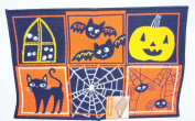 Halloween Midnight Market Printed Rug 50cm x 80cm