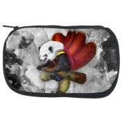 Panda Warrior Monk Travel Bag