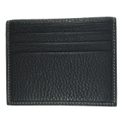 Dinghao Business Card Organiser ID Driving Licence Holder Genuine Leather Wallet