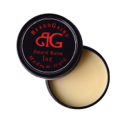 Beard Gains Pristine Luxury Beard Balm W/ Light Hold. Made For A Man, Loved By Women.