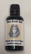 One Cool Cat Balsam Beard & Mane Conditioning oil organic