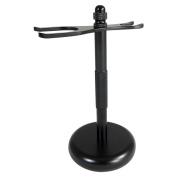 Barbero Deluxe Razor and Brush Stand No.01 Black