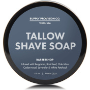 SUPPLY Tallow Shave Soap