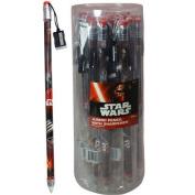 Star Wars Jumbo Pencil with Pencil Sharpener