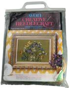 Avon Creative Needlecraft Crewel Embroidery Kit- Burst of Spring