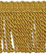 ANTIQUE GOLD 7.6cm BULLION FRINGE 11 Yards