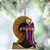 Disney 2015 Sketchbook Evil Queen and Magic Mirror Christmas Ornament Holiday Tree