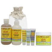 California Baby Newborn Calendula Tote with BONUS 60ml Calendula Cream