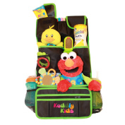 Kuddly Kids Backseat Car Organiser For Kids The Ultimate Travel Accessories For Baby, Kids Toy Car Storage. Mommies Car Clutter Control Toy Organiser's For Kids. Perfect Road Trip Accessories For Kids