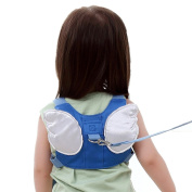 ABOGALE Angel Wings Toddler Walking Safety Back Harness Reins Toddler Leash Child Kid Strap