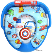 New Marvel Children Potty Soft Toilet Training Seat Cover